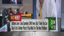 Bulls win in bull-bear battle over Cummins, Cramer says