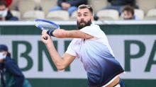 Roland-Garros (H) - Roland-Garros: Benoît Paire qualifié pour le deuxième tour