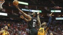 NBA roundup: Harden drops 47 vs. Jazz