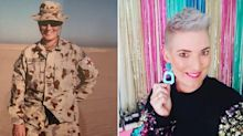 Aussie woman's journey from Army veteran to accessories boss