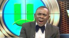 La verdad tras el presentador ghanés que se ha hecho viral por su forma hilarante de dar los resultados deportivos