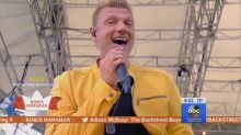 Backstreet Boys fans hate-tweet 'GMA' for interrupting performance for Trump press conference