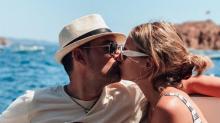 Laura Escanes y Risto, unas vacaciones de ensueño
