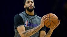 Basket - NBA - Lakers - NBA : touché à un oeil Anthony Davis (Los Angeles Lakers) pourrait manquer le match de reprise