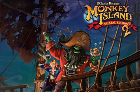 iPhone Monkey Island Special Edition 1 & 2 on sale