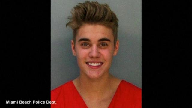Bieber arrested, Hasty Pudding to honor Harris