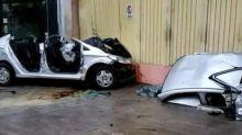 Tragedia en Caballito: alcoholizado, chocó a otro auto y mató al conductor
