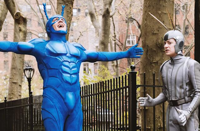 Amazon renews 'The Tick' for a second season