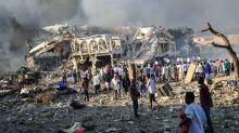 Somalia car bomb attack: More than 500 injured in Mogadishu