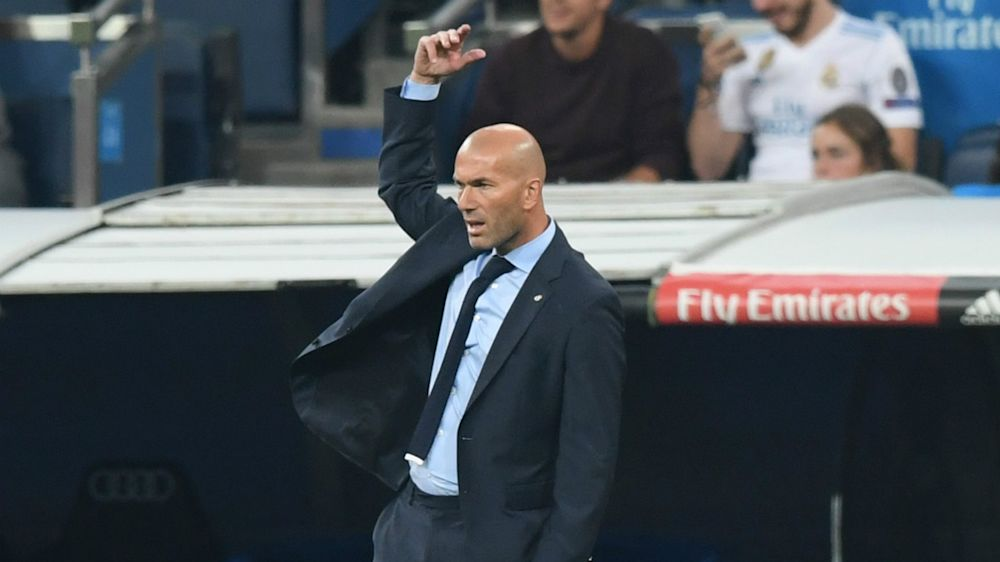 Real Madrid, Zidane peut dépasser Guardiola