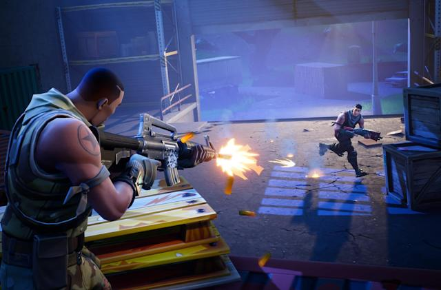 'Fortnite Battle Royale' is coming to phones and tablets soon
