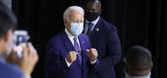 Biden's not going to Dem convention after all