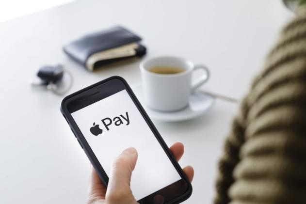 Apple Pay can be used for iTunes, App Store and Apple Book purchases