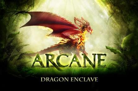 Arcane Legends announces The Dragon Enclave expansion