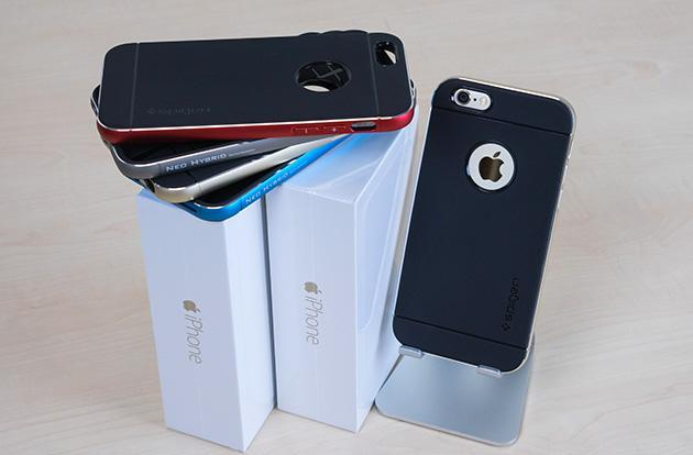 Engadget giveaway: win an iPhone 6 courtesy of Spigen!