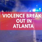 Violence Breaks Out in Atlanta After Georgia Tech Student's Death