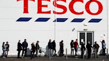 Tesco responds to shareholder demands for healthier food sales