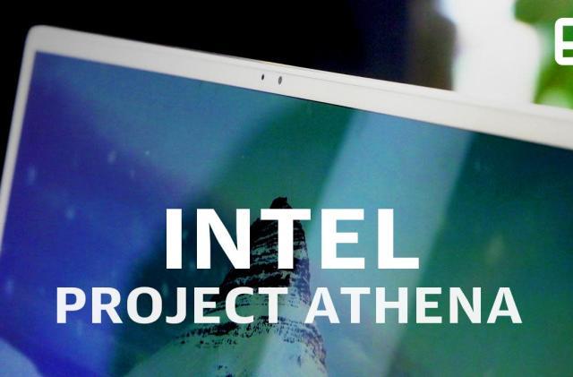 Intel's Project Athena laptops can sense when you're near