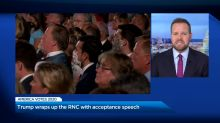 The RNC wraps up with president Donald Trump's nomination acceptance speech