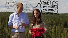 Kate And William Celebrate Five Years Of Marriage With These Silly Little Gifts