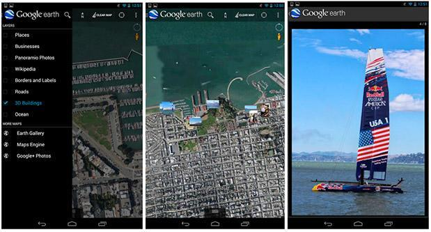 Google Earth for Android now remembers long-forgotten geotagged photos