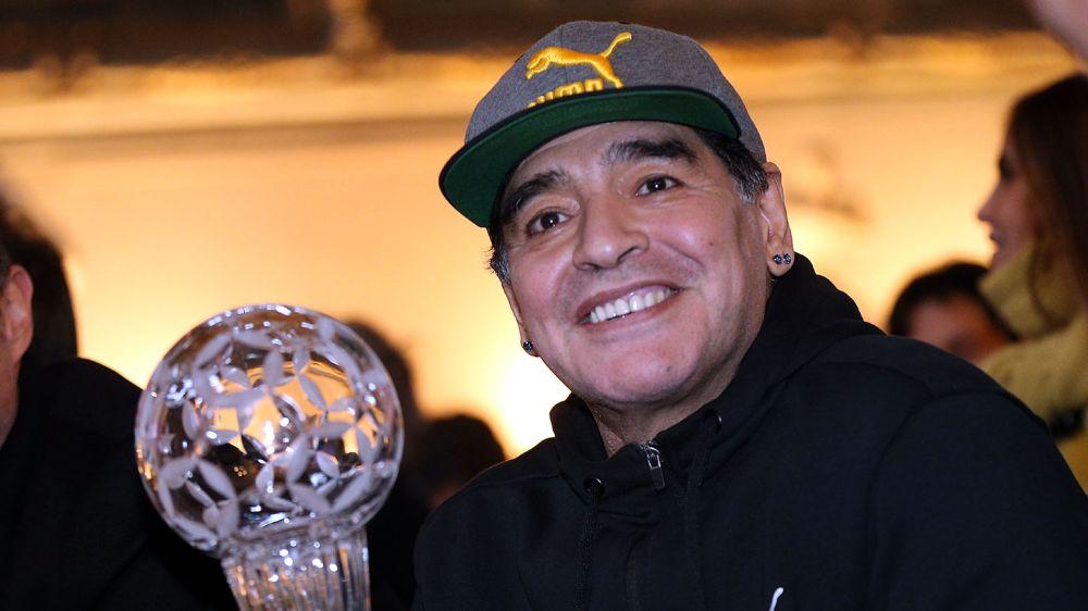 """Maradona: """"Llamé a Messi muchas veces y no recibí respuesta"""""""