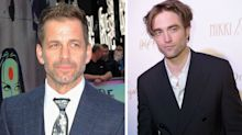 Zack Snyder gives Robert Pattinson's casting as Batman a thumbs up