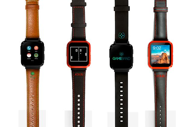 Who wants to play games on their smartwatch?