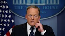 Sean Spicer's 'DWTS' casting sparks backlash: 'More like dancing to fascism'
