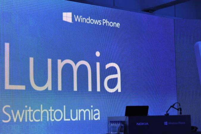 Live from Nokia and Microsoft's Windows Phone event!