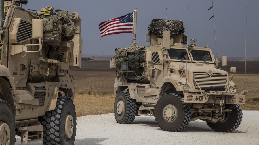 New plan would keep some U.S. troops in Syria