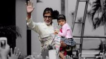 Amitabh Gets Emotional on Granddaughter Aaradhya's Sixth Birthday