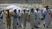 Mais de dois milhões de muçulmanos iniciam peregrinação a Meca