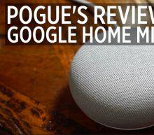 The Pogue Review: Google Home Mini