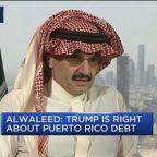 Prince Alwaleed Bin Talal: Lyft was a better entry point ...