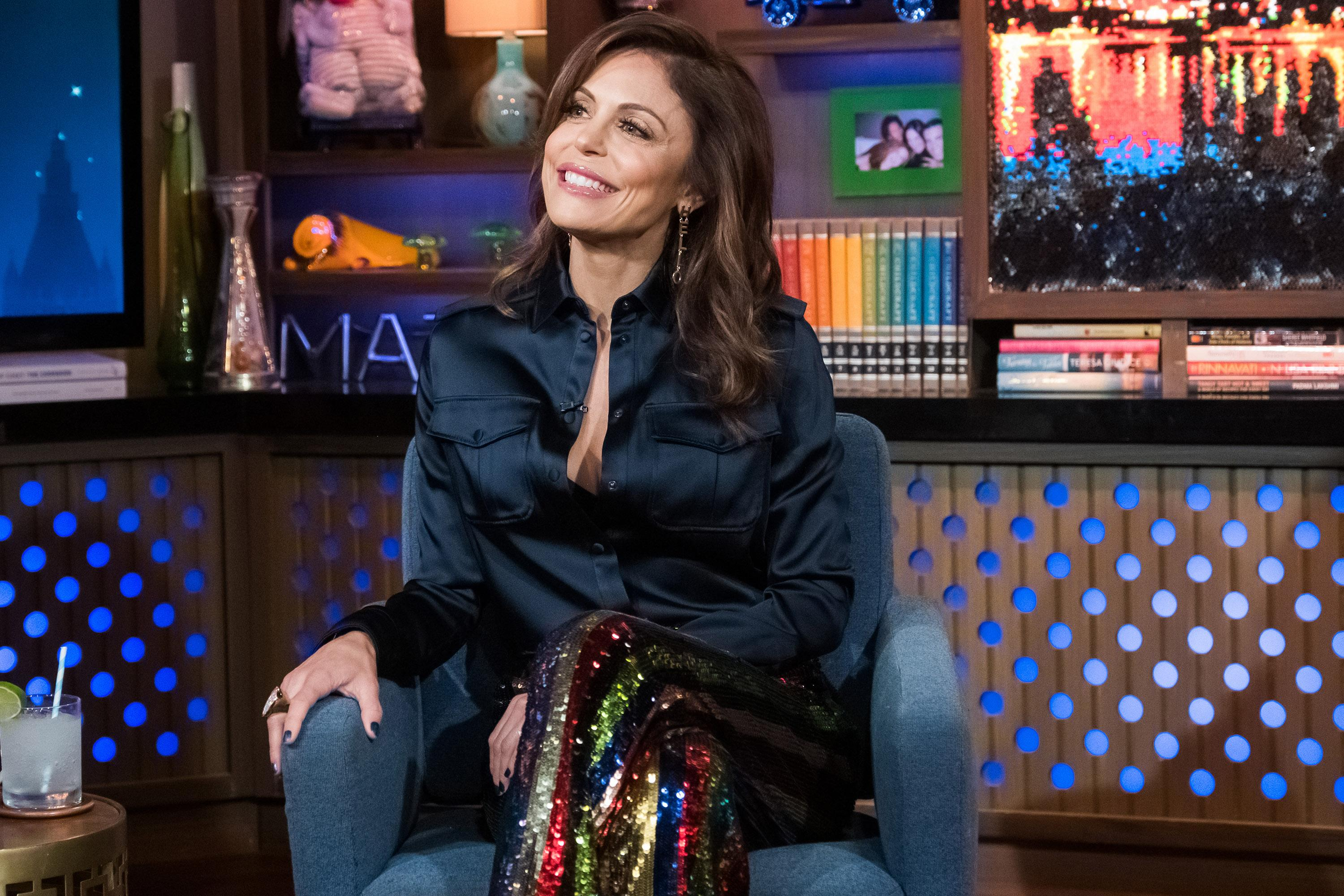 Bethenny Frankel says she's married after announcing 'Real Housewives' departure