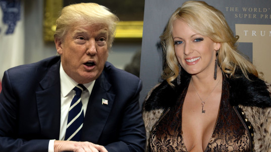Report: Porn star had yearlong affair with Trump