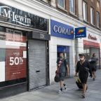Coronavirus: Almost 11% of UK stores are vacant as pandemic hammers high street