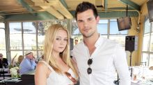Billie Lourd and Taylor Lautner Adorably Try 'to Fit In' at Stagecoach -- See the Pics!