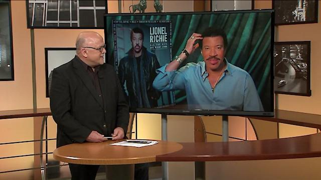 Lionel Richie Talks Iconic 70`s Hair