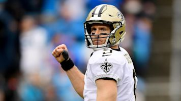 Brees doesn't want to see NFL players take a knee