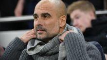 Foot - C1 - Pep Guardiola veut croire que Manchester City va échapper à sa suspension européenne