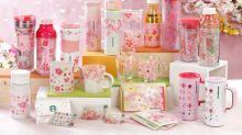 星巴克限定櫻花杯 日本每年最瘋狂搶購