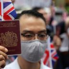 Britain confirms details of visa offer for some Hong Kong citizens