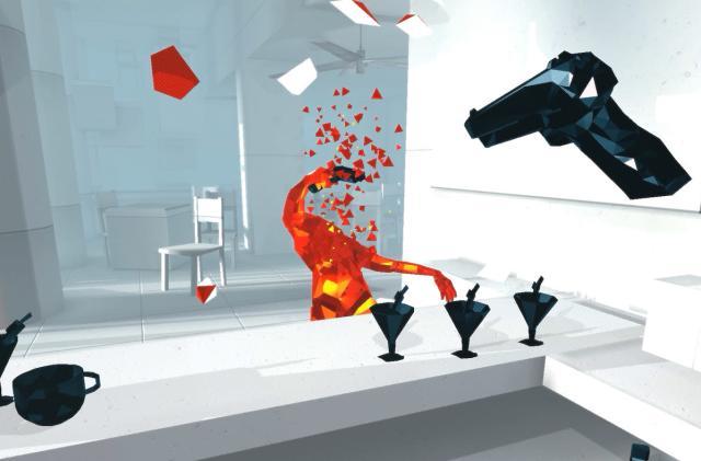 'Superhot VR' brings time-bending shootouts to Oculus Rift