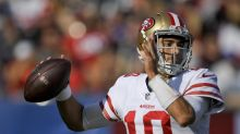 Here's what $137.5 million to Jimmy Garoppolo buys the 49ers: Relevance and hope