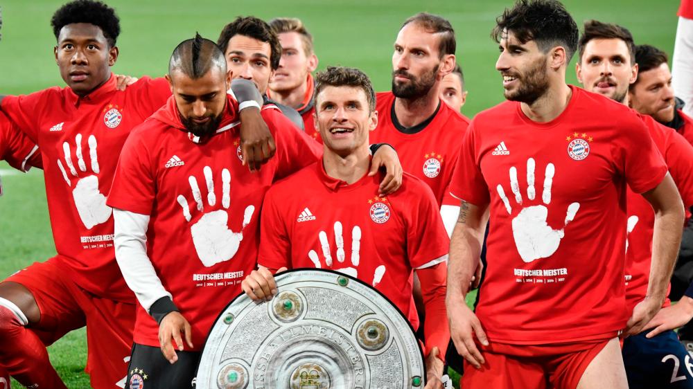 """Bayern: Thomas Müller """"will wieder eine größere Rolle spielen"""""""
