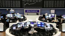Bolsas europeias sobem impulsionadas por avanço de ações de exportadores ante expectativa de acordo comercial