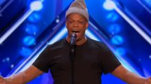New York City Subway Singer Wows 'America's Got Talent'