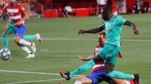 Foot - ESP - Real - Ferland Mendy s'offre un but superbe avec le Real Madrid